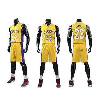 Niño Camisetas de Baloncesto para Hombre - Bulls Jordan 23, Lakers ...