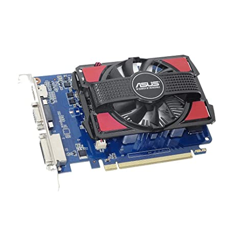 ASUS GT730-2GD3-V2 GeForce GT 730 2GB GDDR3 - Tarjeta ...