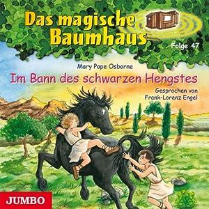 Das Geheimnis des schwarzen Hengstes (Das magische Baumhaus 47) Hörbuch