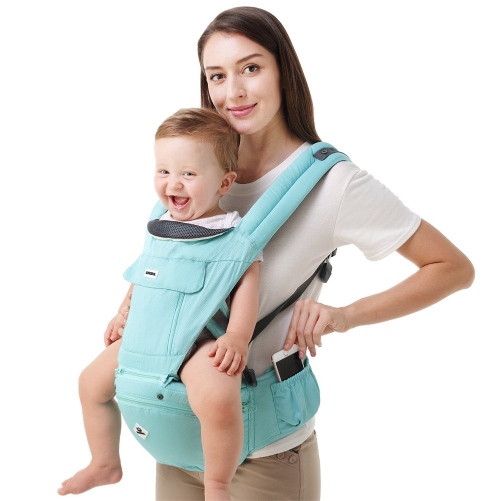 Backpacks & Carriers Activity & Gear Comfortable Breathable Baby Carrier Sling Cotton Hipseat Nursing Cover Infant Sling Soft Natural Wrap Ergonomic Carrier Backpack Large Assortment