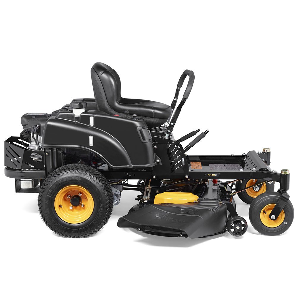Poulan Pro 46 in. 22 HP Briggs & Stratton V-Twin Gas Zero Turn Riding Mower with Steelguard, PPX46Z