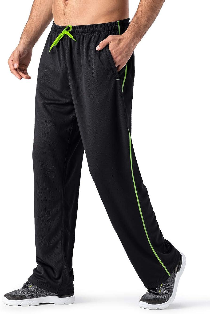 Men/'s Fashion Smooth Soft Tight Pants Sweatpants Running And Swim Trunks B0005