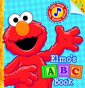 El libro de Elmo ABC, Elmo Con Sonido: Amazon.es: Bebé