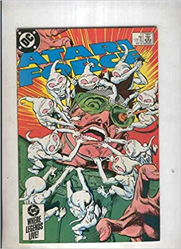 ATARI FORCE DC Numero 17: If Thine Eye Offend Thee: Eduardo ...