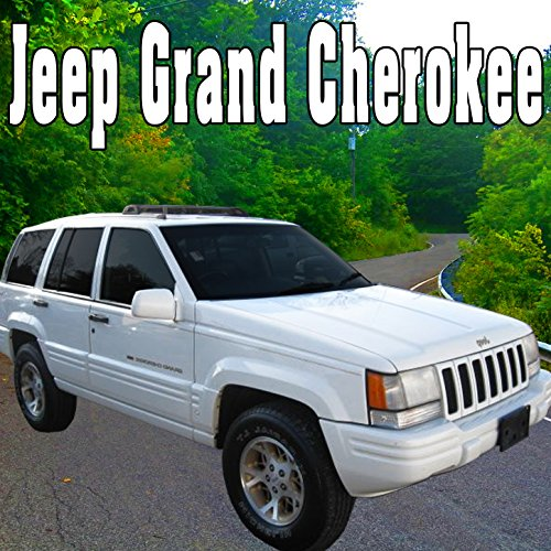 Jeep Grand Cherokee Trunk Closes