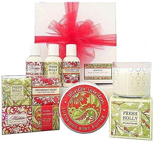 Holiday Bath & Body Gift Set