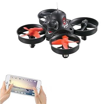 LiDi RC L10 Mini WIFI Transmisión en tiempo real Drone con 0.3MP ...
