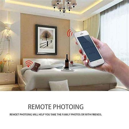 Lxmhz Monedero Inteligente Alarma Anti pérdida con Bluetooth Monedero Genuino Rastreador Inteligente GPS Monedero Hombres PU Titular de la Tarjeta de Cuero ...