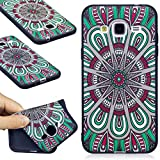 Case for Samsung Galaxy J3 (2016) J320F - ANGELLA-M Ultra Slim Flexible Soft Premium TPU Gel Silicone Bumper Shell - HDMH