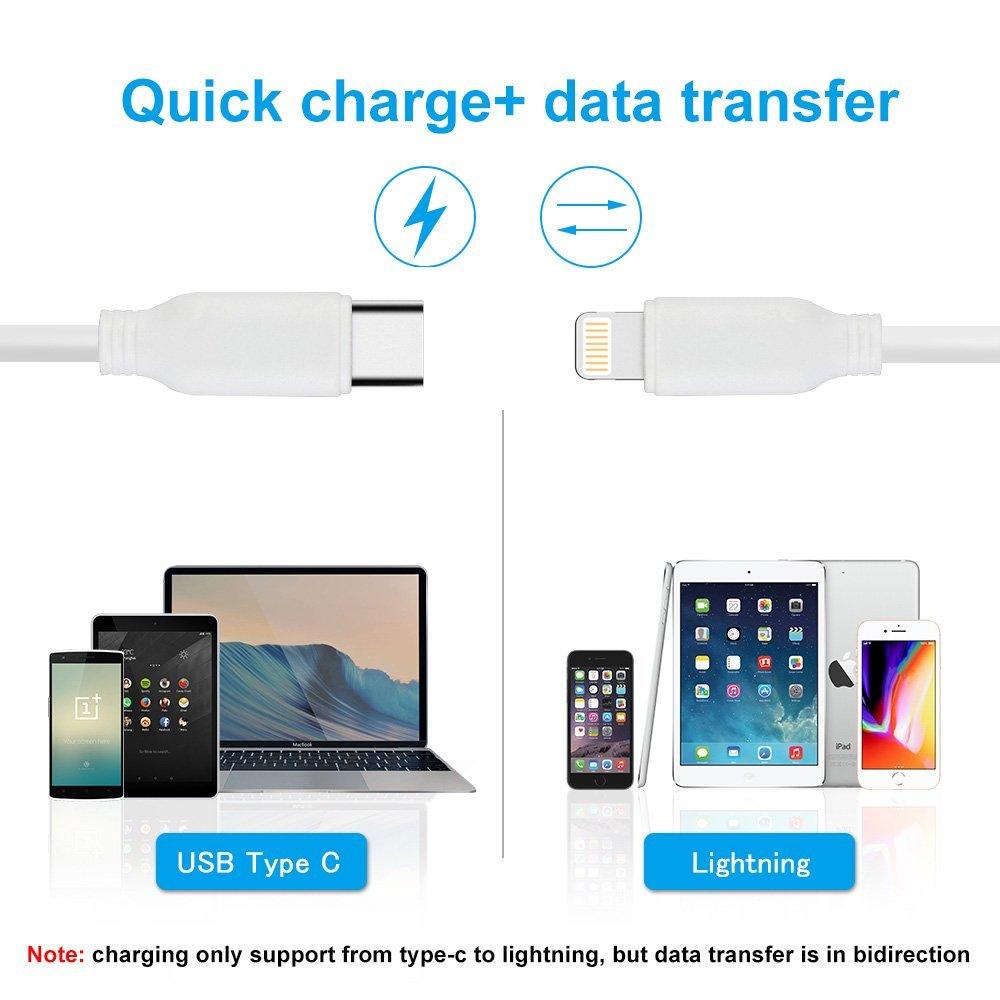 aceyoon Ladekabel 0.5m Kurzes USB 2.0 auf i-Phone Apple IOS Aufladekabel Nylon Daten /& Laden Komaptible for iPad Powerbank Auto KFZ 50cm Kurz 3er Set for iPhone XS MAX XR X 8 7 6 6S Plus