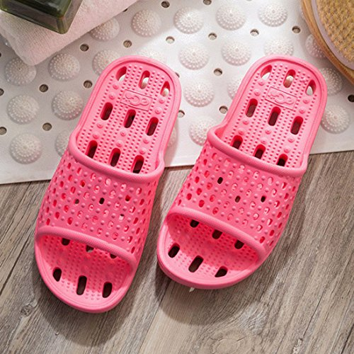 XINGYUE Non Shower Drying Sandals Red Quick Bath Slippers House Slip rrBdwq