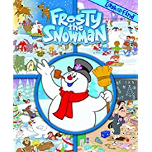Frosty The Snowman Look and Find Hardcover Book 9781503709621