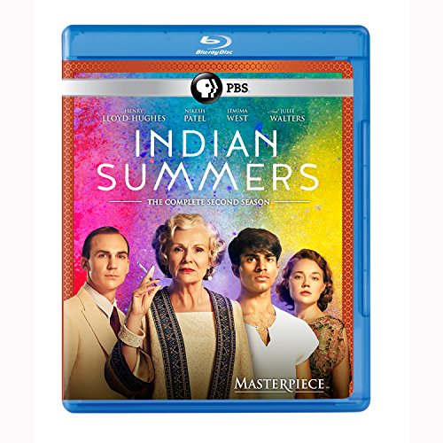 Masterpiece: Indian Summers Season 2 (Blu-ray)