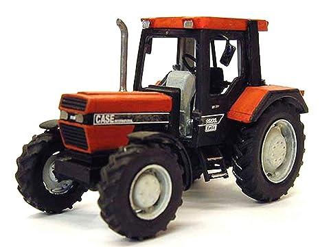 Langley Models caso internacional 956XL turbo Tractor O escala sin pintar Kit M18