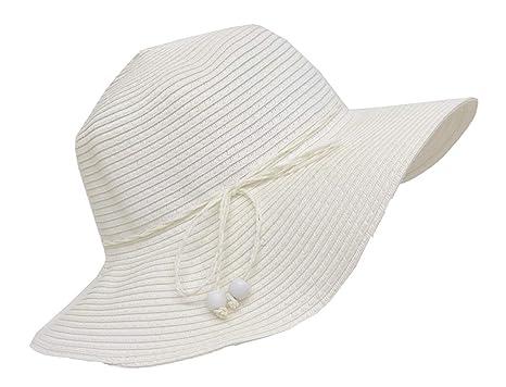 514de326a67 Image Unavailable. Image not available for. Color  Nine West Women s Super-Floppy  Hat White