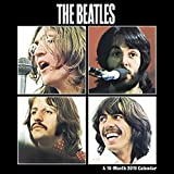Beatles Wall Calendar (2019)