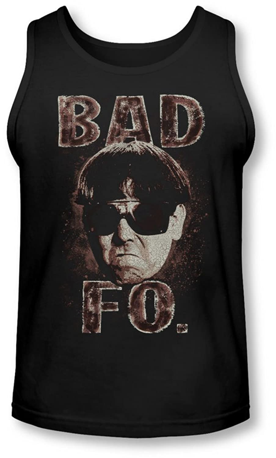 Three Stooges - Mens Bad Moe Fo Tank-Top