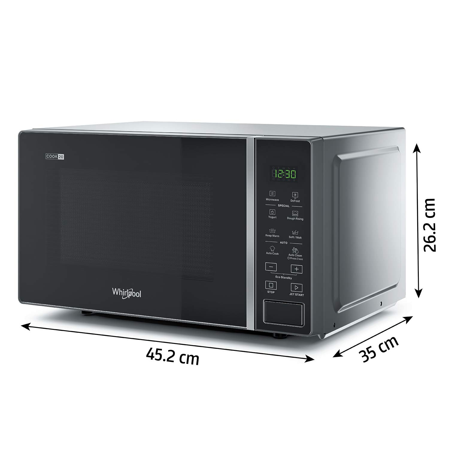 Whirlpool 20 L Solo Microwave Oven under 8000