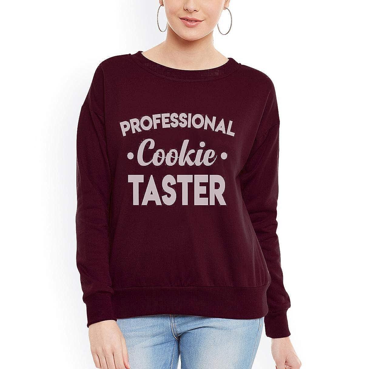 Doryti Professional Cookie Taster Baking Women Sweatshirt tee