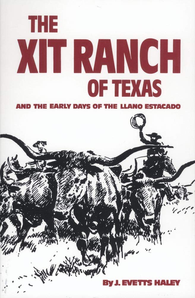 Map Of Xit Ranch Texas.The Xit Ranch Of Texas And The Early Days Of The Llano Estacado The