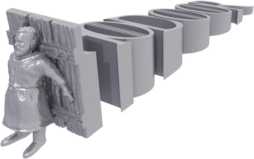Inspired by Hodor Grey Hodoor Door Stop Doorstop Novelty Item 3D Printed