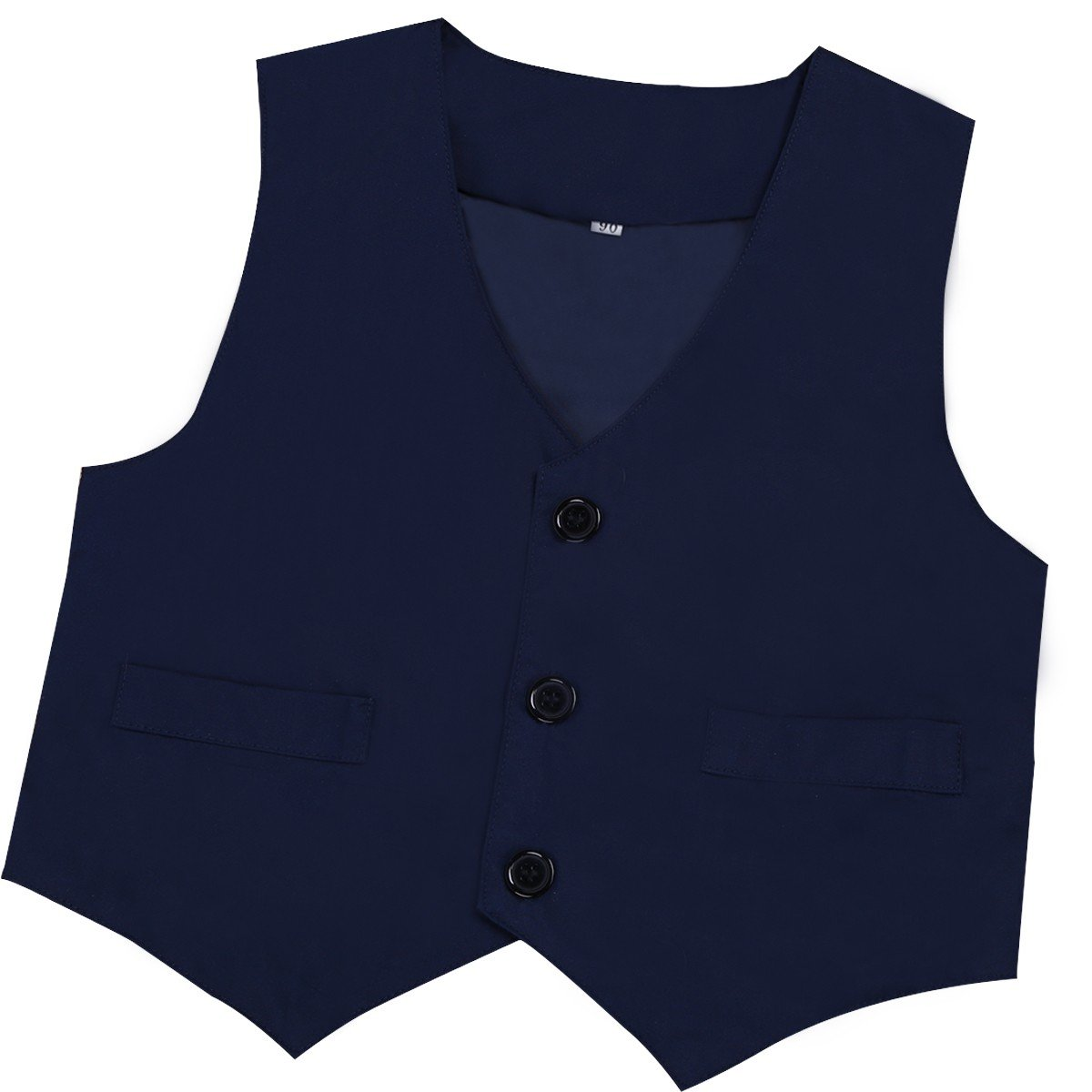 Amazon.com: YiZYiF Kids Baby Boys Gentleman Wedding Outfits Vest Set: Clothing