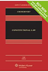 Constitutional Law (Aspen Casebook Series) Kindle Edition