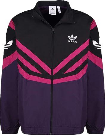 adidas Sportive Trainingsjacke dark purple: : Sport