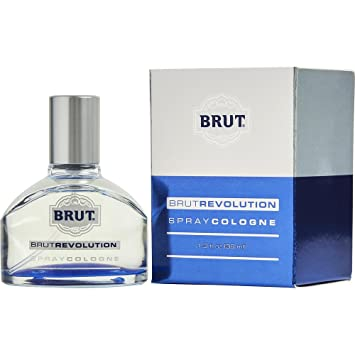 Brut Revolution By Faberge Cologne Spray 1.3 Oz