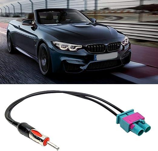 YSHTAN - Cable adaptador de antena de coche para interior de ...