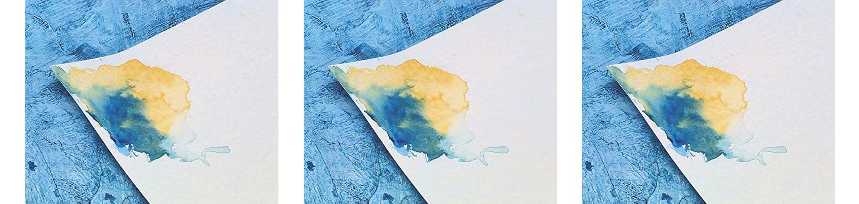 Strathmore 400 Artist Watercolor Paper, 140 lb, 22 x 30 Inches, 10 Sheets (Thrее Рack) by Strathmore