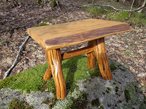 Rustic Step Stool, Bathroom Stool, Wooden Small Stool, Natural Branch Chair, Natural Stool,Farm Milking Stool