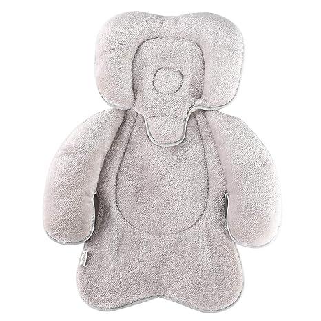 TETHYSUN Soporte para la cabeza del bebé, almohada de apoyo ...