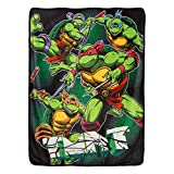 Best Nickelodeon Blankets - Nickelodeon's Teenage Mutant Ninja Turtles, Real Deal Micro Review