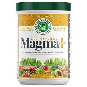 Magma Plus - The Ultimate Superfood, 11 oz powder