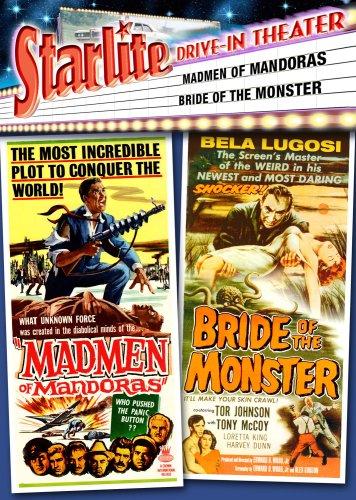 Starlite Drive-In Theater: Madmen of Mandoras / The Devil's Hand