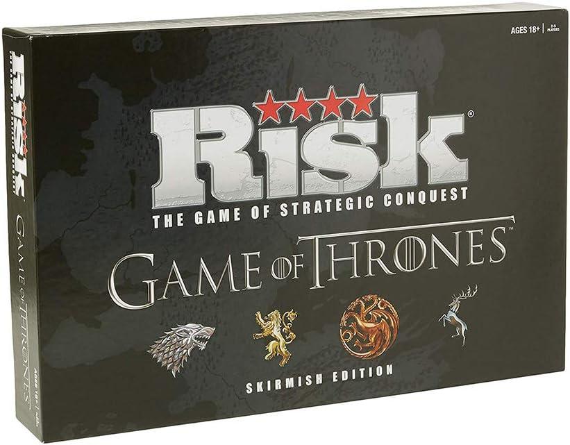 VersióN En IngléS Risk Big Battle Risk Game Juego De Mesa Juego De Cartas: Amazon.es: Hogar