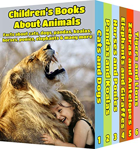 Children's Books  About Animals: Facts, Information and