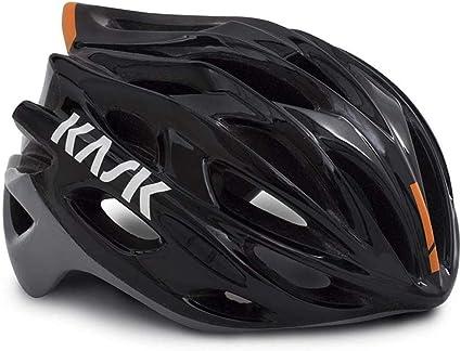 Matt Black Kask Mojito X Road Cycling Helmet