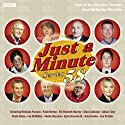 Just A Minute: Complete Series 58 Radio/TV Program by Nicholas Parsons Narrated by Nicholas Parsons
