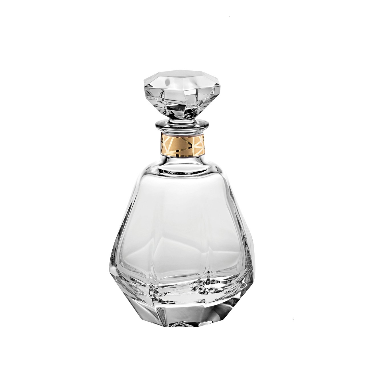 VISTA ALEGRE - Gemstone - Whisky Decanter (Ref # 48001430) Handmade Crystal by VISTA ALEGRE - Gemstone - Whisky Decanter (Ref # 48001430) Handmade Crystal