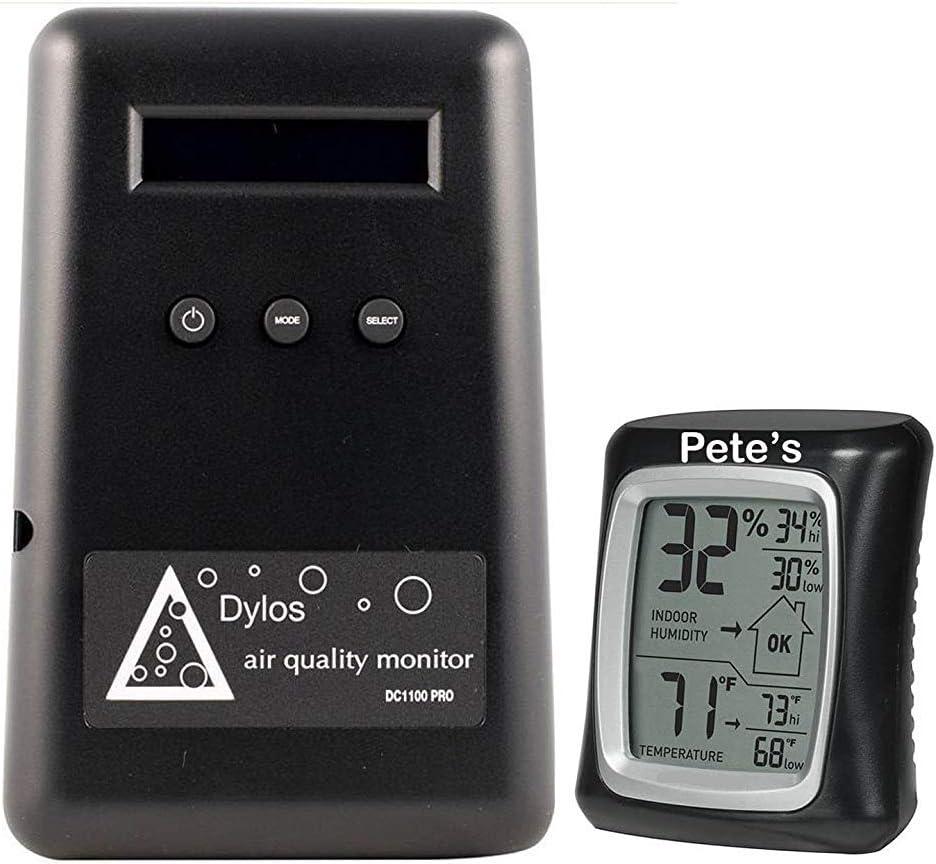 Dylos DC1100 Pro Air Quality Monitor Pro+HM (DC1100_HM)