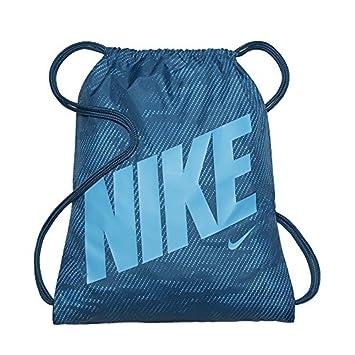 Nike Ba5262-474 Bolsa de Cuerdas para el Gimnasio, Azul (BLU Force/Equator): Amazon.es: Deportes y aire libre