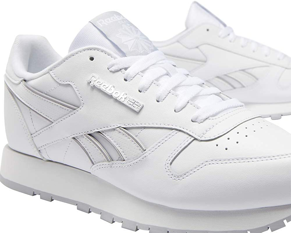 Reebok Mens Classic Leather Sneaker
