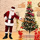 Christmas Santa Claus Costume Set