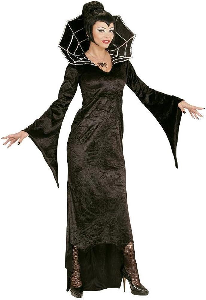 WIDMANN Disfraz Carnaval Mujer Disfraz Halloween vapira Spiderella ...