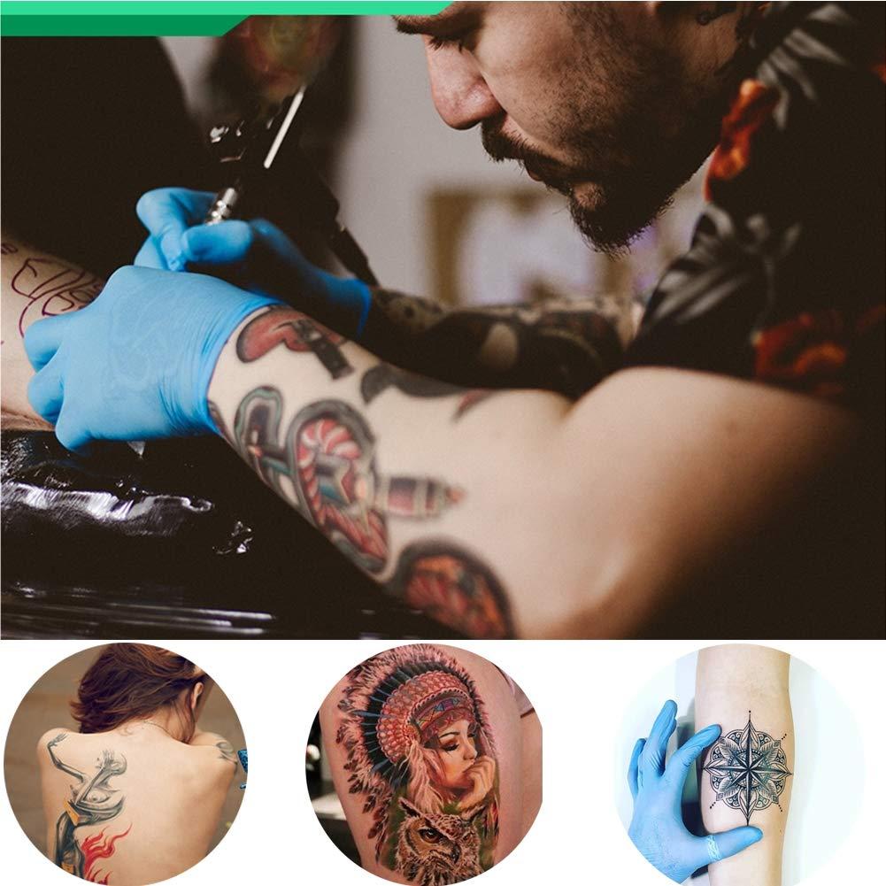 Equipo de tatuaje profesional de precisión y seguridad de alta ...