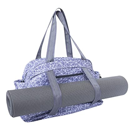 Amazon.com: Umiwe Yoga Gym Life Bag Convertible Tote ...