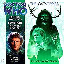Doctor Who - The Lost Stories - Leviathan