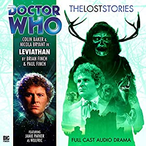 Doctor Who - The Lost Stories - Leviathan Audiobook